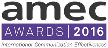 AMEC Awards 2016
