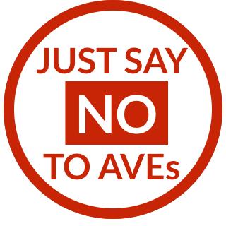 No AVEs